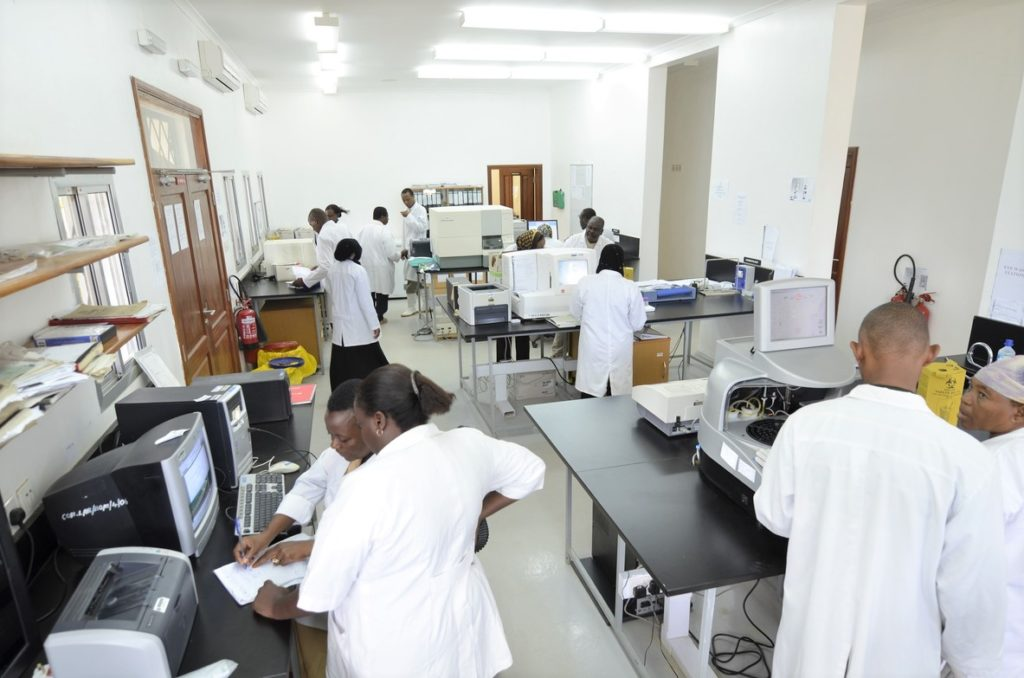 E-Health digital solutions have been developed in cooperation with the Rwandan Ministry of Health in Kigali