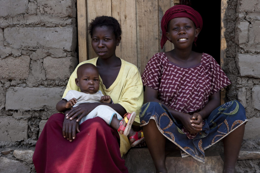 My Money supports women in Rwandan Refugee Camps to get access to finance in form of loans or knowledge