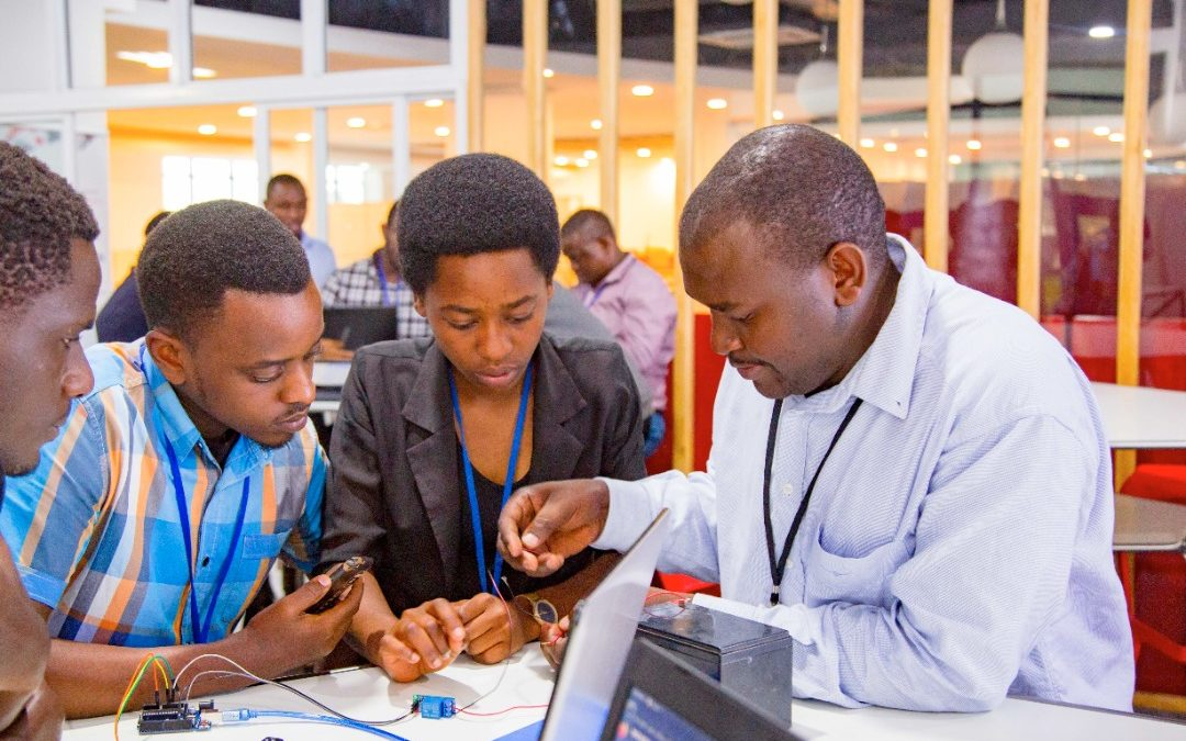 Training the next IoT-Innovators of Rwanda