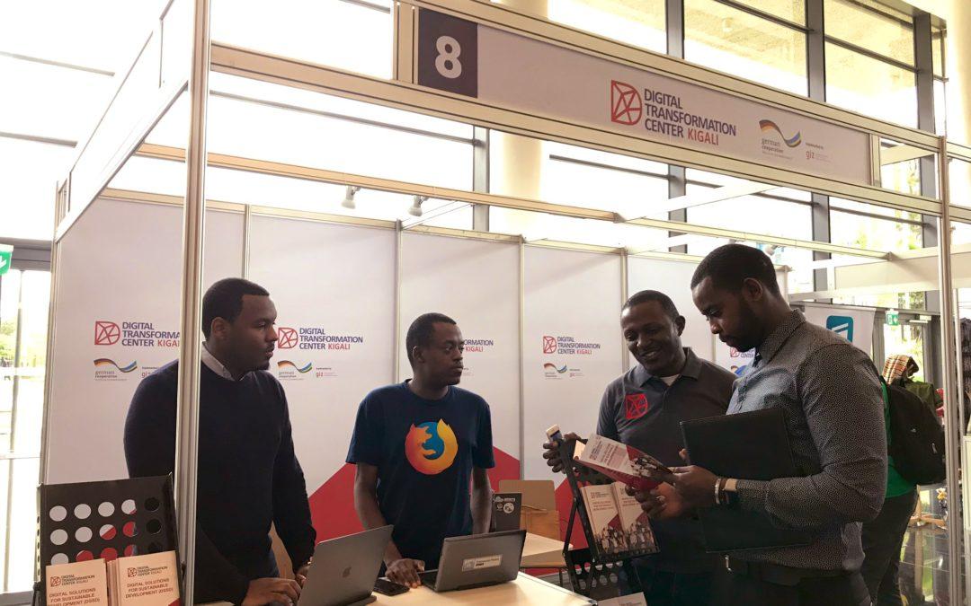 How the DigiCenter fits into Rwanda's Tech Hub/Incubator Ecosystem
