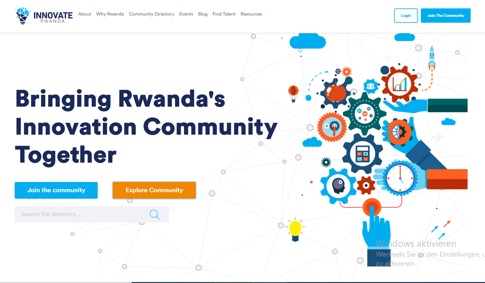 Join Innovate Rwanda