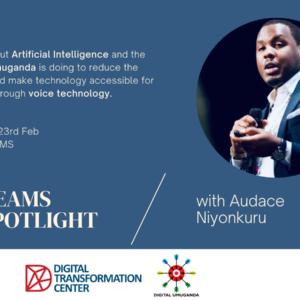 Teams Spotlight Event with Digital Umuganda