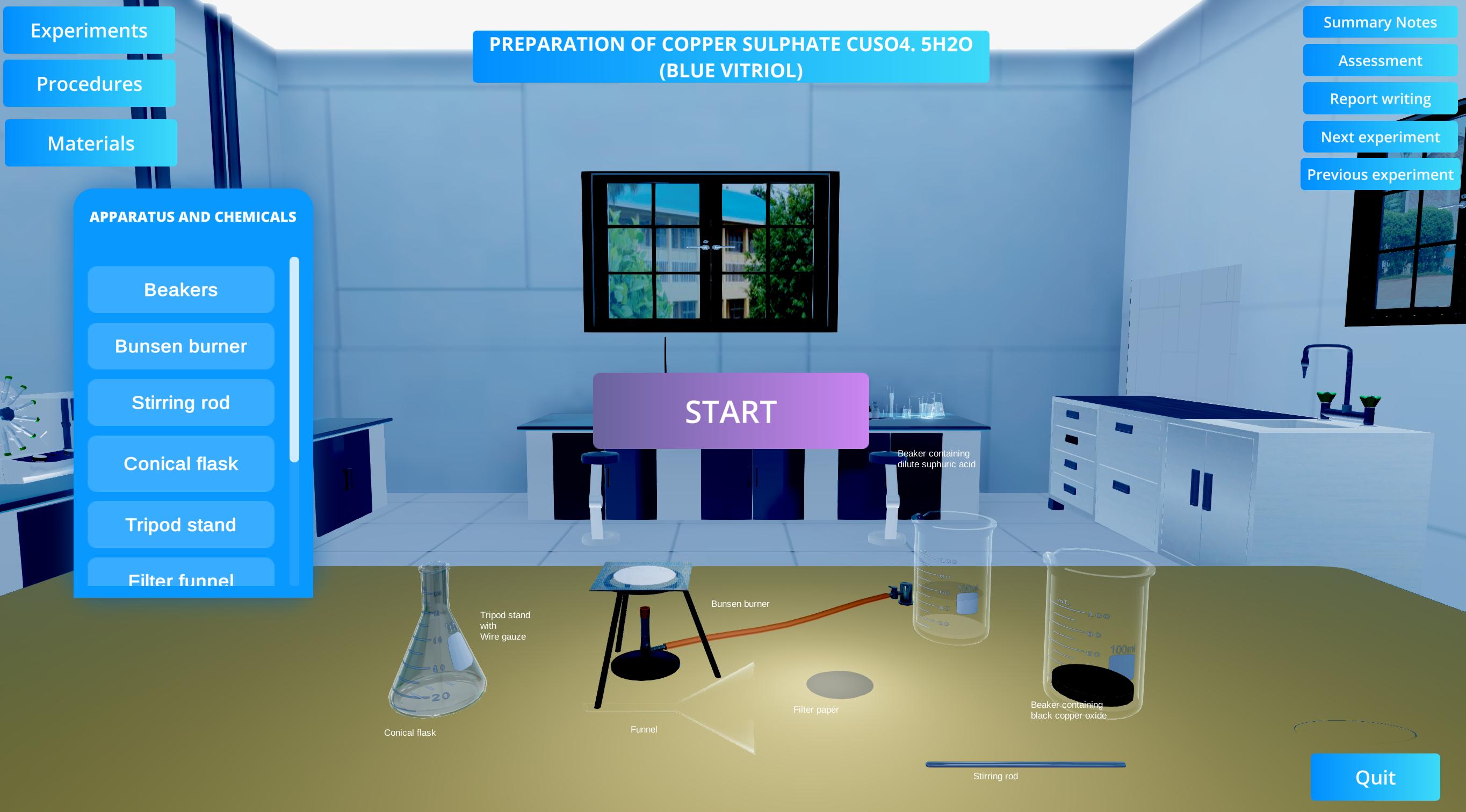 Virtual Labs in Education in Rwandan Secondary Schools