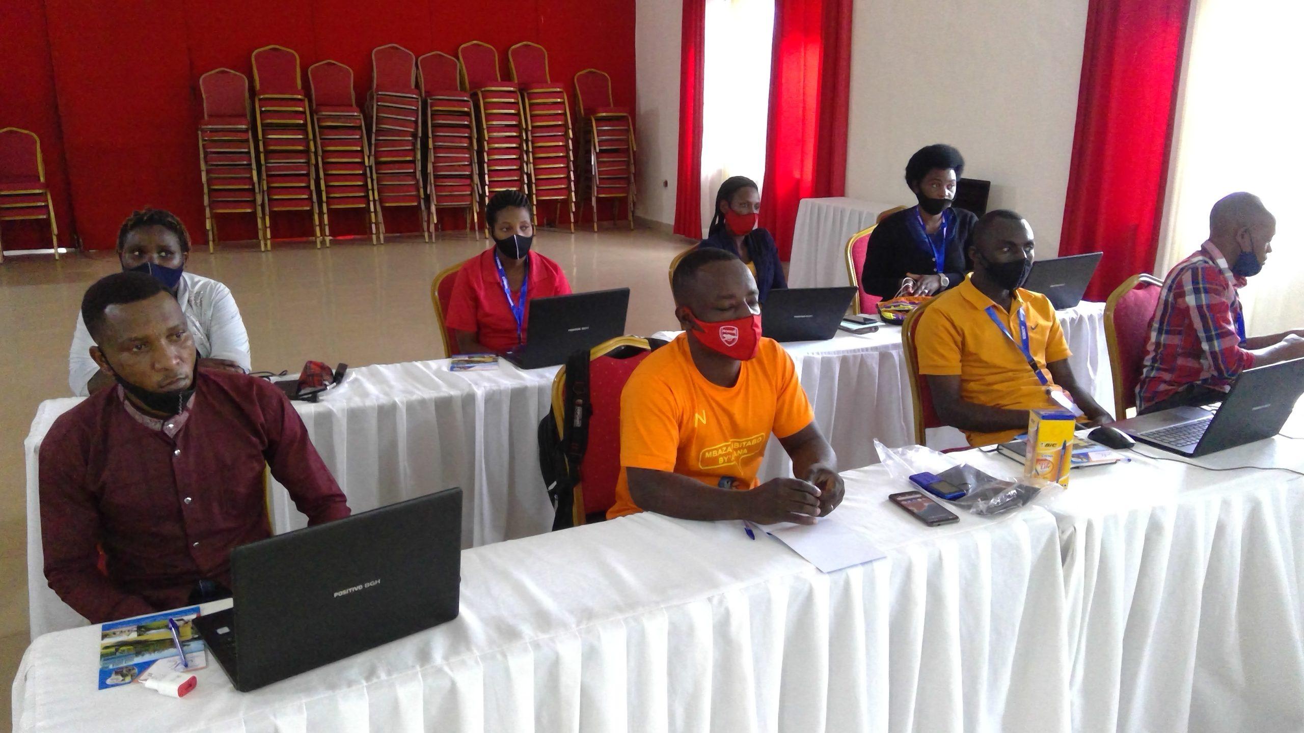 The Digital Ambassador Program in Kayonza, Rwanda