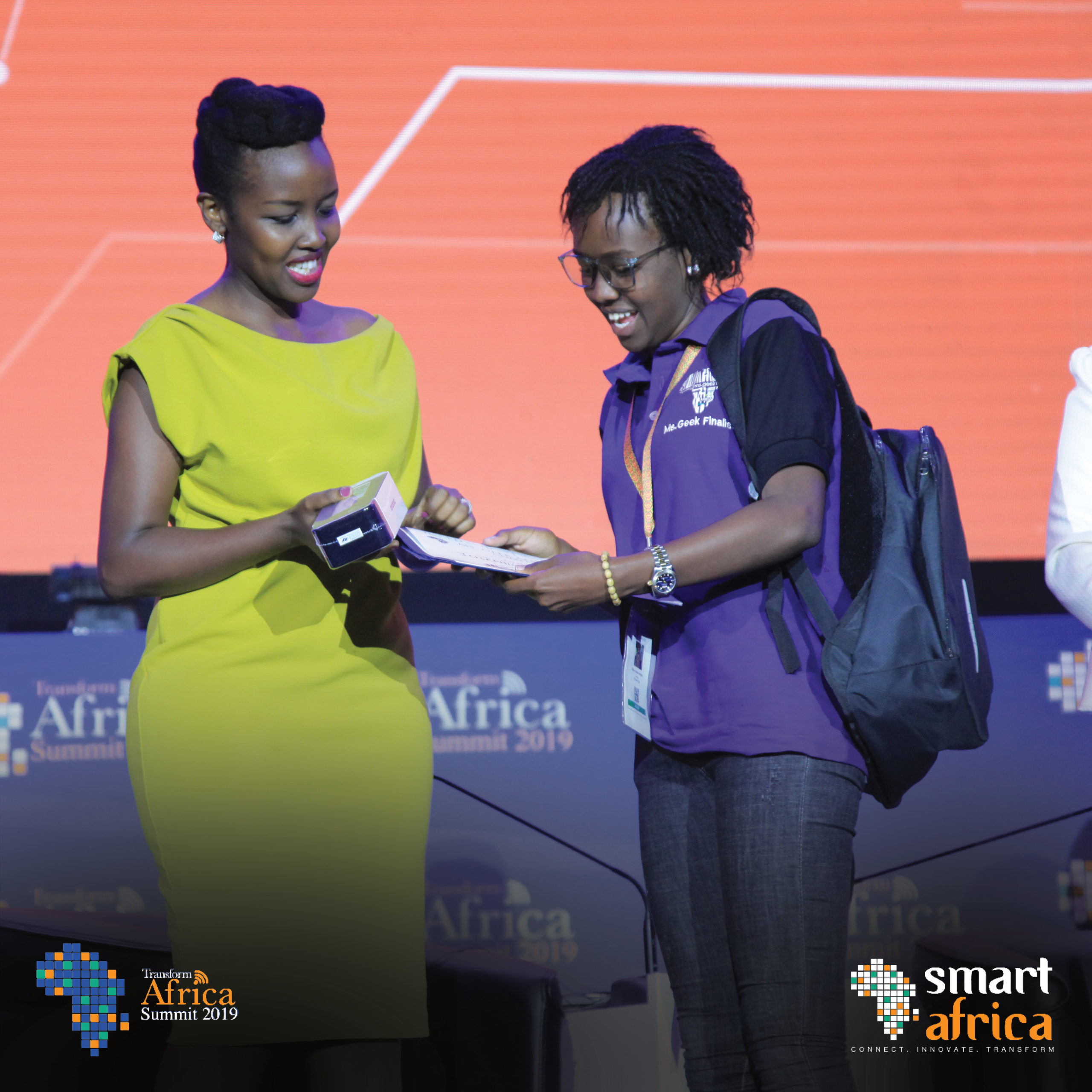 Impressions from the Transform Africa Summit Kigali 2019