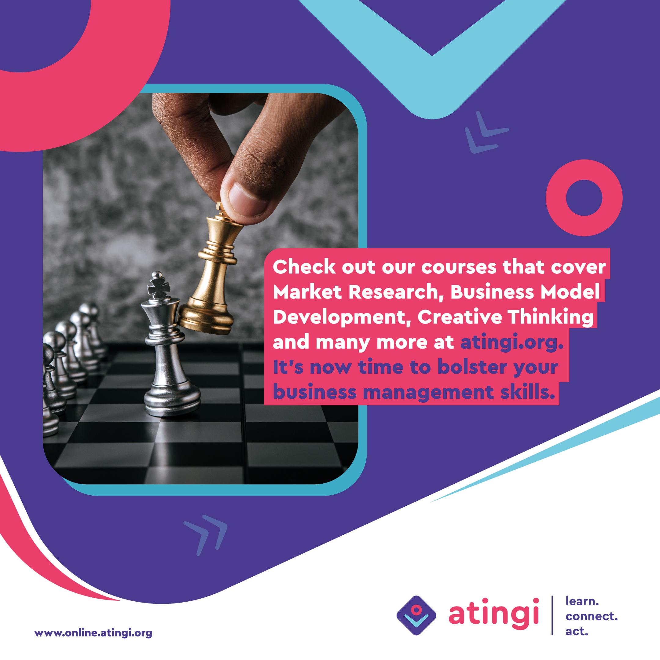 Promoting the e-learning platform atingi in Rwanda