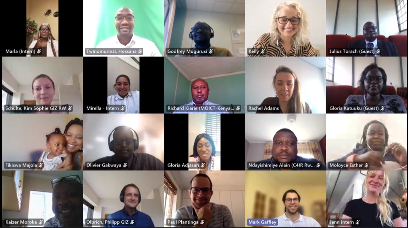 Developing Rwanda's National AI Policy together